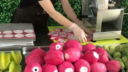 百香果怎么吃有营养_百香果怎么做好吃_家常做法大全《汉方水果茶》