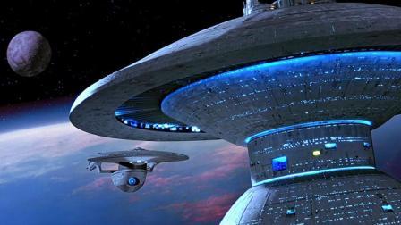 好战外星种族偷袭人类科研星舰, 只为抢夺神秘创世力量! 速看科幻片《星际旅行: 石破天惊》