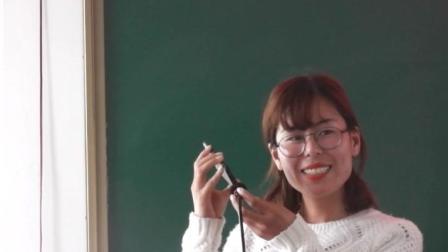 鄢陵县南坞一中刘金叶老师演讲的立德立言无问西东6