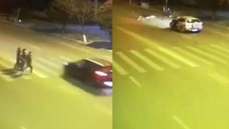 司机撞飞4名女生后逃逸并找人顶替