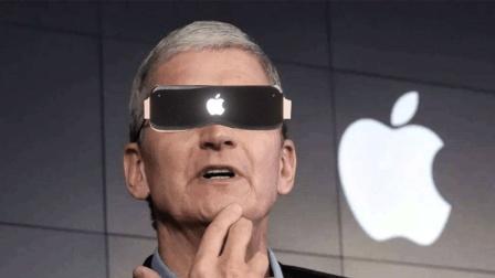 苹果发力: 网游小说中的虚拟头盔快来了, 准备加入了吗?