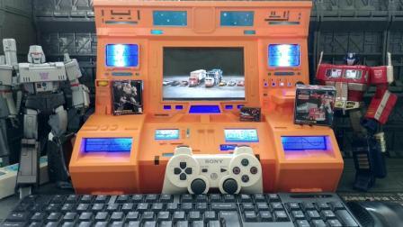 地表最强游戏机——显像一号 (试玩CS、变形金刚毁灭、天使之翼、龙珠Z真武道会2、三国无双8)