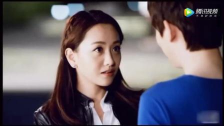 《我的爱对你说》朱一龙杨蓉甜蜜眼神杀拥抱杀, 俊男靓女太般配