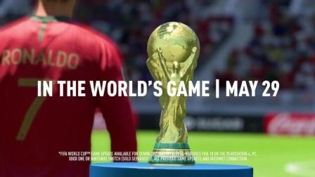 非凡网 - FIFA 18 2018 FIFA World Cup Russia预告片