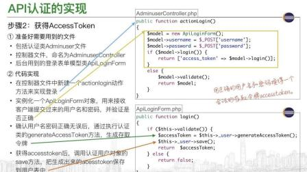 1.5倍速《Yii2 RESTful API开发》第五章