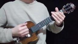 《I am yours》尤克里里指弹 张紫宇uku魔术师全单尤克里里 靠谱吉他