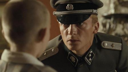 绝对不想再看第二遍了! 这部电影将纳粹的恐怖表现的淋漓尽致!