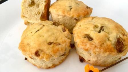 例外厨房 英国女王最爱的英式松饼的做法, 十足的奶香, 丰富的口感