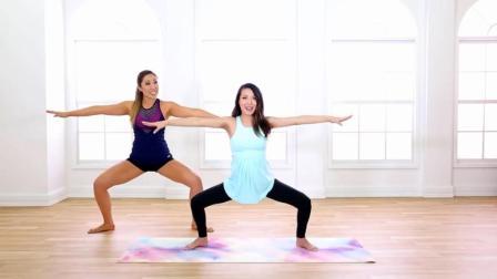 适合孕妈妈做的孕期助产健身操, 每天练一练生产更顺利!