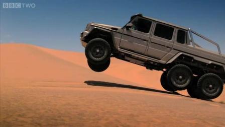一款6x6的SUV! 奔驰制造! 沙漠轻松应对!