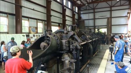 百年前天然气压缩机, 最晚的用到了2013年