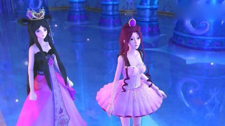 《精灵梦叶罗丽》冰公主! 主人的善良的求你放了他吧!