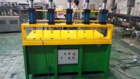不锈钢全自动异型管冲孔效果也是杠杠的, 接受各种非标机器定制呦