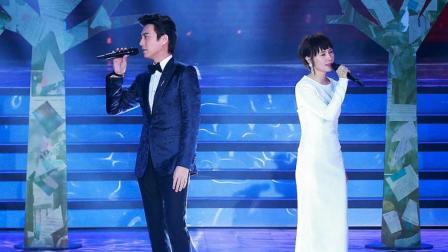 我的前半生: 靳东和袁泉因合唱这首歌又上热搜, 听一次就爱上