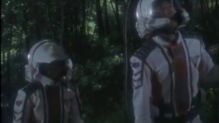 《迪迦奥特曼 》7集 外星人突然出现从大古身边带走了丽娜