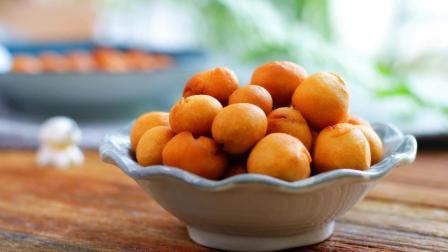 1个蛋1碗面粉, 教你做鱼皮花生, 鲜香酥脆的小零食, 做法超简单