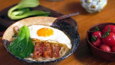 拯救睡不醒, 来一碗清晨的元气热汤面!