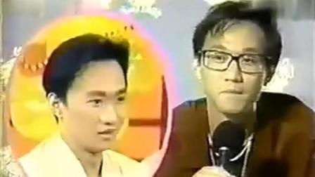 黄家驹上综艺节目, 女主持是个老司机, 家驹的回答让人笑翻了!