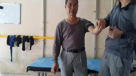 简单的方法判断中风偏瘫手臂是否有感觉功能缺失