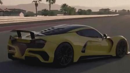 揭开Hennessey Venom F5面纱, 此车绝非善类!