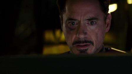 《美国队长3 普通话版》  钢铁侠怒火冲天 狂暴复仇决杀冬兵