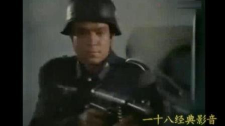 80年代热播中途遭禁播的二战美剧《加里森敢死队》主题曲及片段