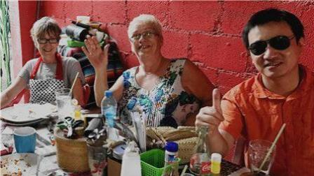 《游课》第二季 第三期 美国老人爱上墨西哥 不远万里定居加勒比海滨小镇