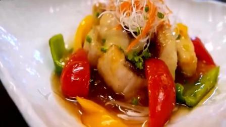 日本冲绳海鲜市场红石斑鱼的多种做法! 刺身寿司海鲜汤! 看馋了