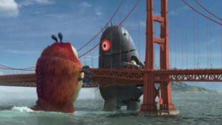 好莱坞大片《末日崩塌》看强森如何在特效中拯救地球