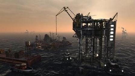 中国发现80亿吨大油田!却被韩国截胡了?