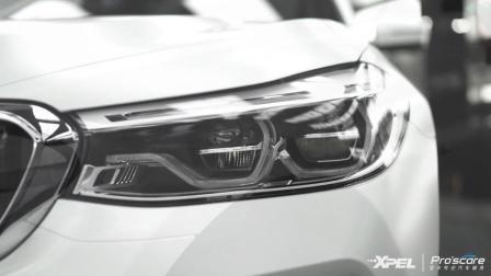 宝马640GT XPEL Matte哑光系列专车专用漆面保护膜【南京宝卡】