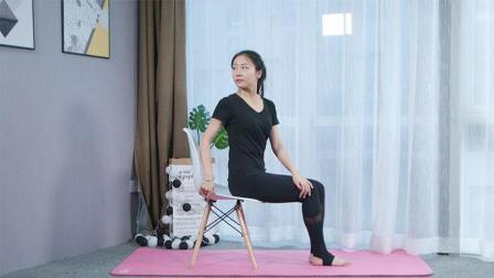 每日做4个动作, 每次10分钟, 有效摆脱亚健康, 纠正含胸驼背