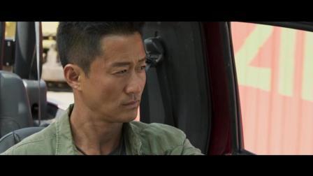 海军陆战队好, 他们怎么没来接你呢, 吴京一句话把卢靖姗气的说不出话来