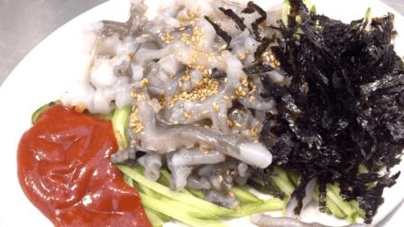 看看韩国大妈怎样切海鲜, 简单粗暴又快速
