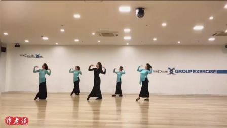 古典舞《凉凉》, 只有控制了身材, 跳舞才更美!