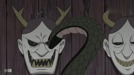 火影忍者 27个鬼面具其中一个可以召唤死神, 其他26个能力不可低估啊
