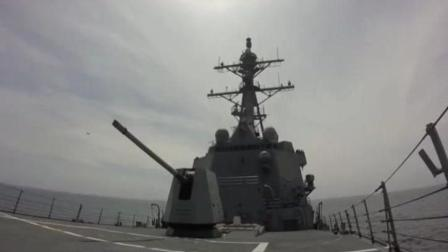 英美17艘军舰齐聚地中海, 俄军紧急增援, 叙利亚竖起导弹