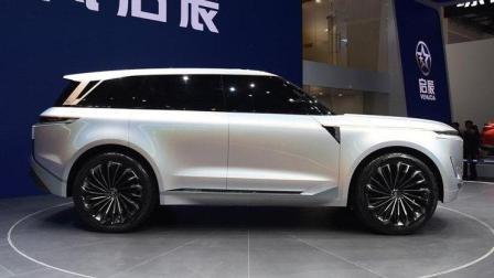 东风这次真够狠, 全新硬派SUV已亮相, 前脸大嘴不输劳斯莱斯!
