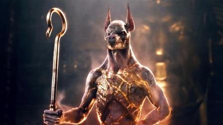 10个最强的古埃及神话中的神灵!