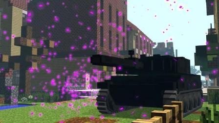 我的世界: mc里的坦克世界, 怪物们的坦克都有它们自己的超能力
