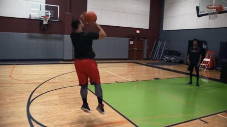 篮球课 如何正确使用急停跳投 篮球教学视频