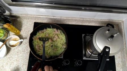 莴笋的营养价值及功效 莴笋炒肉窍门 做法步骤视频
