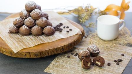 巧克力香蕉小蛋糕, 吃不完的香蕉可以来次美味变身。
