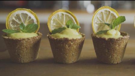 人气小零食! 柠檬蛋挞——八斗麦咖啡荣誉出品