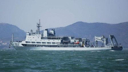 中国终于突破美俄垄断! 这艘舰船技术先进, 领先世界