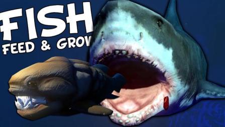 小飞象解说✘海底大猎杀 搞笑海底总动员! 虎鲨居然被偷袭了?
