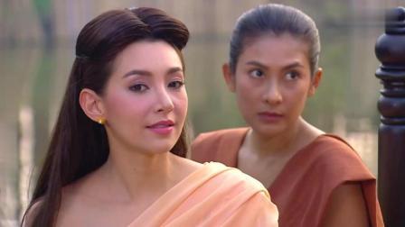 泰剧《天生一对》贝拉为大小姐做功德, 婆婆对她的改变很惊讶!