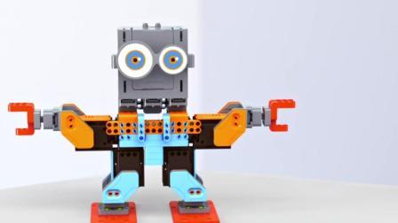 百变DIY编程机器人, 优必选Jimu