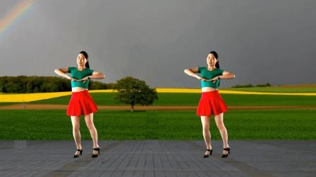 孝昌开心美美哒广场舞《藕断丝连》
