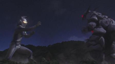 戴拿奥特曼引雷电让小怪兽们合而为一, 超能力展现得淋漓尽致